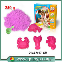Hot toy magic playing sand modeling sand for kids