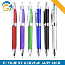 Fancy Clear Color Big Round Barrel Sexy Pen