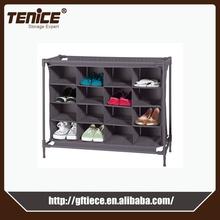 Tenice modern design corner shoe rack cabinet wholesale
