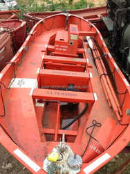 lasted china made fibeglass used open life boat for sale