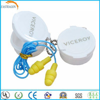 Cheap Noise Cancelling Christmas Tree Type Silicon Earplugs