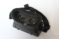 Factory Head Mount VR 3D Video Glasses for 4-6.5 inch phone