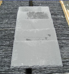 Chinese cheapest slate/natural slate roof /tile/black slate