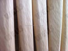 Iso certificación CE buena calidad rodajas cut decoración color natural recon gurjan chapa