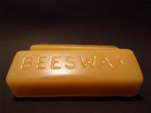 Purebees 100% pure natural raw yellow bee wax