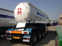China market 2014 best selling bulk cement carrier semi trailer