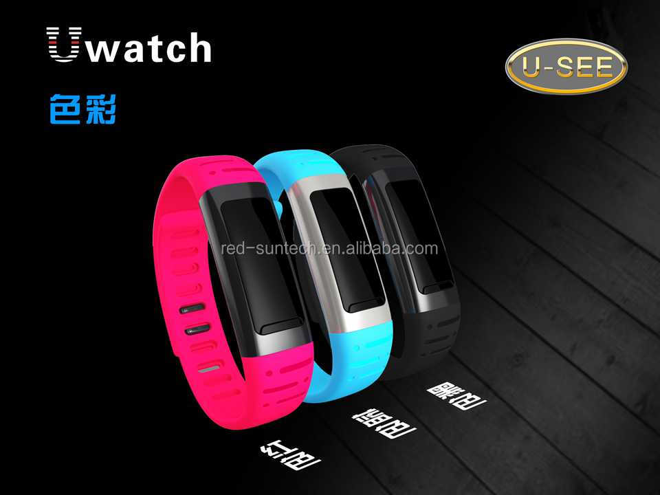 Calorie counter,Waterproof ,Pedometer smart watch U9