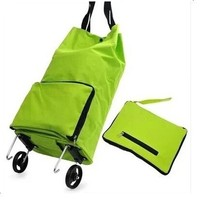 2015 New vegetable shopping trolley bag, trolley travel bag