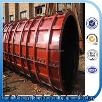 tunnel circular column formwork shuttering beam, tianjin factory
