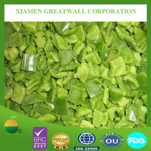 Wholesale for frozen green peppers