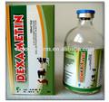 Medicamentos para los animales Dexamethasone inyección con COA