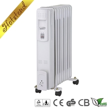 2015 New design high quality electric oil filled portable radiator heater