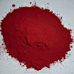 iron oxide red 190 for paint
