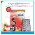 2014 venta caliente mezcla de frutas