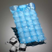 high quality wholesale degradable PE plastic Ice cube bag