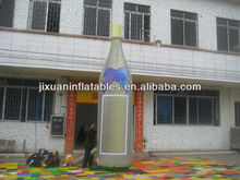 Inflatables champagne cartoon model toy