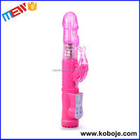 Multi speed exquisite quality new style sex toy machines vibrating pink dildos