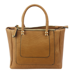 Guangzhou Factory Custom order leather europe design handbags