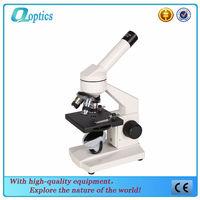 Monocular Biological Microscope with LED Illumination