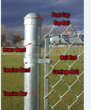 black poly coated chain link fence/brown vinyl coated chain link fence/brown chain link fence
