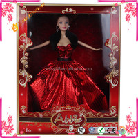 New Style Evening Dresses Doll Wholesale Fashion Doll