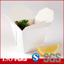 PLA food grad paper cheap disposable paper fruit packaging Guangzhou