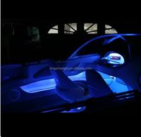 4pc 3W *3 LED IP68 waterproof blue pod led light for boat