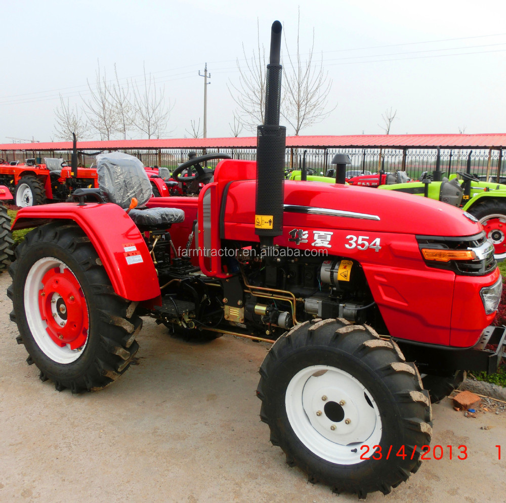 Farm Tractors Product : Farm tractor usage and ce iso certificate hp