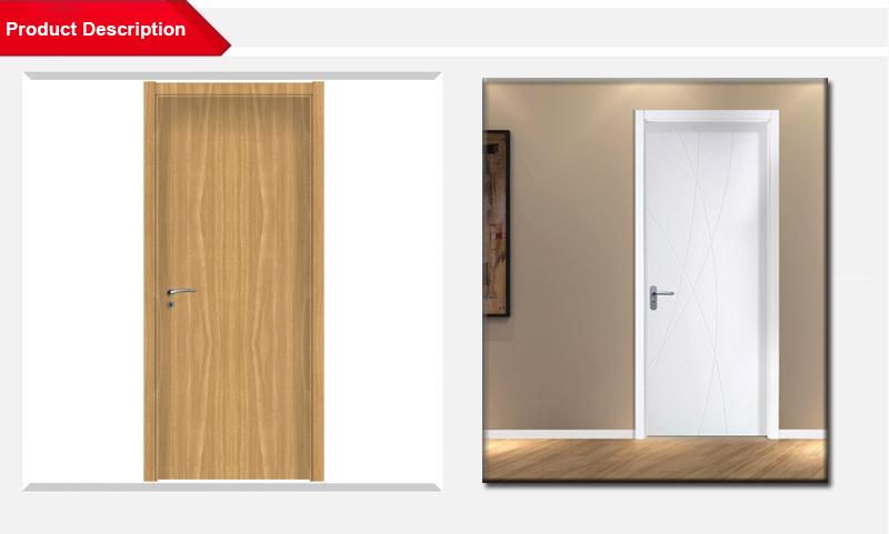 disponible mod le wpc int rieur porte en bois pour chambre