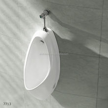Sanitary Ware Porcelain Ceramics Wall Flush Mount Mens Urinal (EX-J7713)