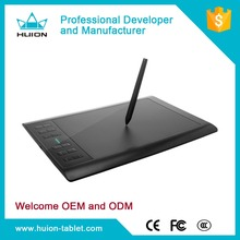 2015 New!!! Huion 1060plus digital animation pen graphic tablet best digitizer
