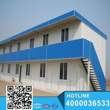 1111 2015 fire-proof construction industry prefabricated modular house