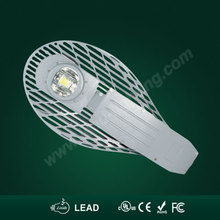 aluminum housing grey color free from water IP65 80w street led light pictures