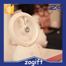 ZOGIFT 2015 Hot sell usb charge air conditioning blower fan/ Best gifts item in summer