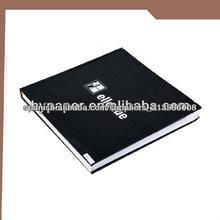 2013 impresión de libro de tapa dura de la sagrada biblia personalizada