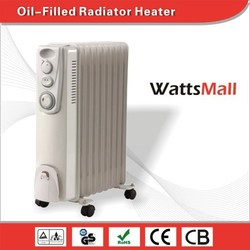 Large Room Heater Radiator / Home Radiator Heaters / Electrical Heater with Thermostat