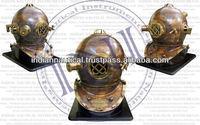 Brass Antique diving helmets, Diving helmet for sale, Brass Diving Helmet