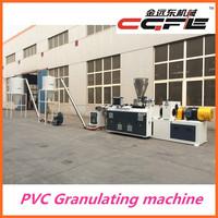 Golden Far East 65/132 PVC Granulating Machine