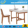 2015 new design high quality modern style executive wooden home desk DK002