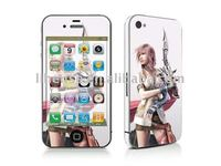 for iphone 4 skin sticker