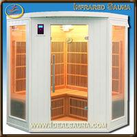 steam physical therapy sauna room/movable portable sauna cabinet/CE,ETL,ROSH app sauna