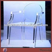 Popular and modern lucite ghost chair