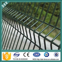 11 Gauge Wire White Pvc No Dig Fence Panels