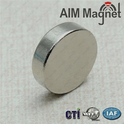 D 12 x 5 mm N35 Neodymium Magnets