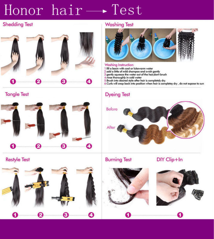 Fast Shipping Factory Price Human Hair 10-30 inch Unprocessed 100% Malaysian Hair