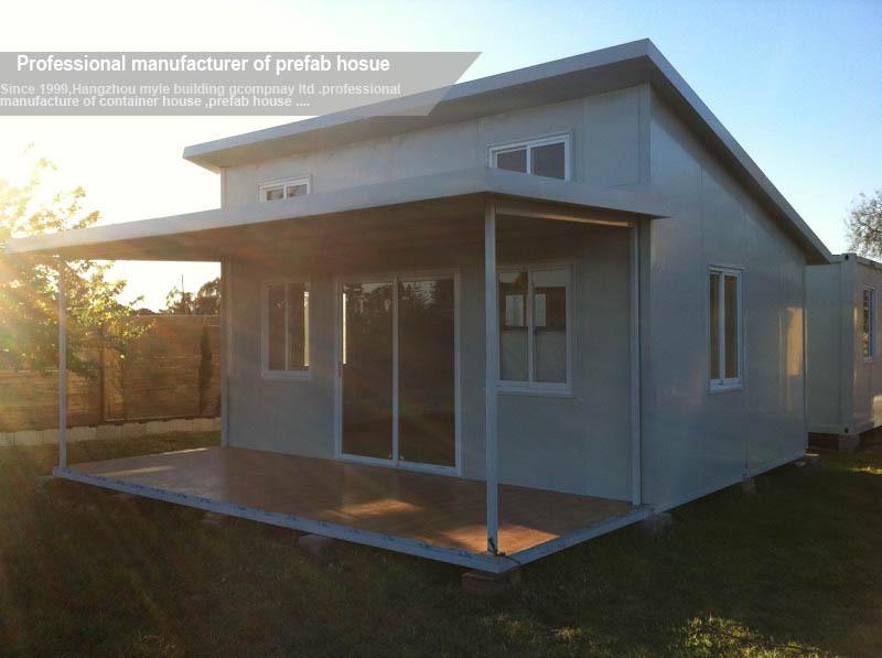 Granny appartement cabine relocated maison bungalow 26sqm maison pr fabriqu e maisons for Maison prefabriquee 20m2