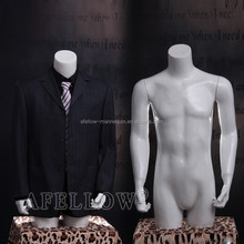 Half Body cheap Torso Female Mannequins with arm