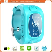 2015 gps phone watch kids cell phone watch for iphone 6 and android watch