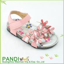 2015 el último estilo de china al por mayor sandalias para las niñas