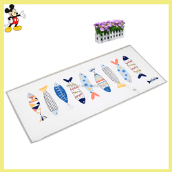 Factory fish theme anti-slip kids floor cheap gymnastic mats for sale used gymnastic mats